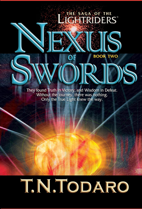 Nexus of Swords SAMPLE ONLY COver